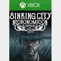 The Sinking City – Necronomicon Edition Xbox One Digital Code (AR - Argentina) - 𝓐𝓾𝓽𝓸 𝓓𝓮𝓵𝓲𝓿𝓮𝓻𝔂