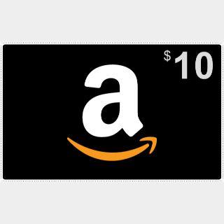 $10.00 Amazon (US)