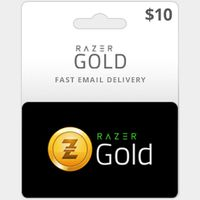 $10.00 PIN Razer Gold US - 𝓐𝓾𝓽𝓸 𝓓𝓮𝓵𝓲𝓿𝓮𝓻𝔂
