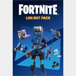 Fortnite - Lok-Bot Pack (US)