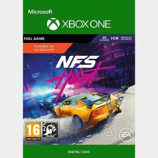 Need for Speed™ Heat Xbox One Digital Code (AR - Argentina) - 𝓐𝓾𝓽𝓸 𝓓𝓮𝓵𝓲𝓿𝓮𝓻𝔂