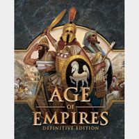 Age of Empires Definitive Edition Windows 10 PC Digital Code (AR - Argentina) - 𝓐𝓾𝓽𝓸 𝓓𝓮𝓵𝓲𝓿𝓮𝓻𝔂