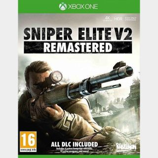 Sniper Elite V2 Remastered Xbox One Digital and Windows 10 PC Code (AR - Argentina) - 𝓐𝓾𝓽𝓸 𝓓𝓮𝓵𝓲𝓿𝓮𝓻𝔂