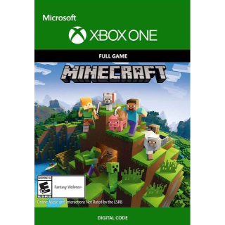 Minecraft Xbox One Digital Code (AR) - 𝓐𝓾𝓽𝓸 𝓓𝓮𝓵𝓲𝓿𝓮𝓻𝔂