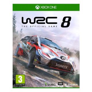 WRC 8 FIA World Rally Championship Xbox One Digital Code (AR - Argentina) - 𝓐𝓾𝓽𝓸 𝓓𝓮𝓵𝓲𝓿𝓮𝓻𝔂