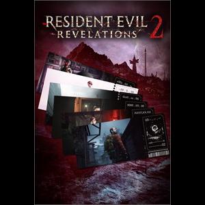 Resident Evil Revelations 2 - Season Pass Xbox One Digital Code (US) - 𝓐𝓾𝓽𝓸 𝓓𝓮𝓵𝓲𝓿𝓮𝓻𝔂