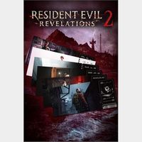 Resident Evil Revelations 2 - Season Pass Xbox One Digital Code (US) - 𝓐𝓾𝓽𝓸 𝓓𝓮𝓵𝓲𝓿𝓮𝓻𝔂
