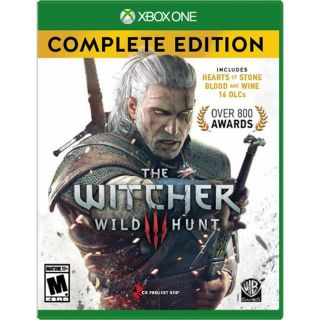 The Witcher 3: Wild Hunt – Complete Edition Xbox One Digital Code (AR - Argentina) - 𝓐𝓾𝓽𝓸 𝓓𝓮𝓵𝓲𝓿𝓮𝓻𝔂