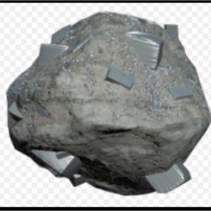 Junk | 5k Black titanium scrap
