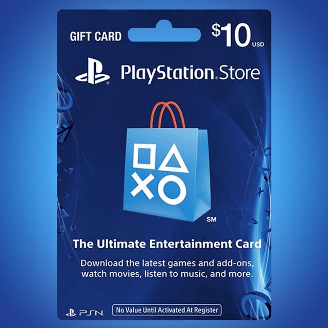 Ps4 Ps3 Ps Vita 10 Usd Playstation Store Code Us Region