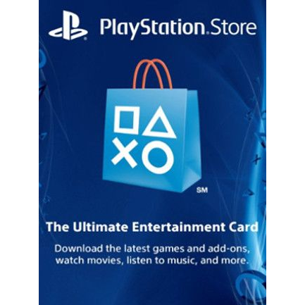 $50 PlayStation Store Gift Car...