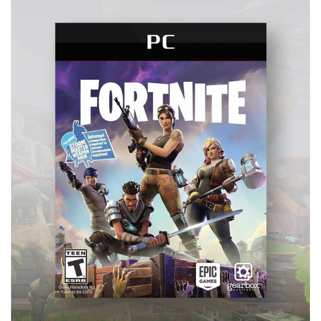 Fortnite STW Standard Edition Global PC ONLY - Other