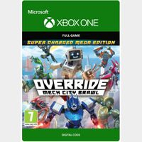 Override: Mech City Brawl - Super Charged Mega Edition - Europe Xbox Live Key/ Code - Instant delivery