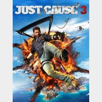 Just Cause 3   PSN/ PS4  US/ North America CD Key/ Code - Instant delivery