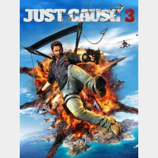 Just Cause 3 | PSN/ PS4 |US/ North America CD Key/ Code - Instant delivery