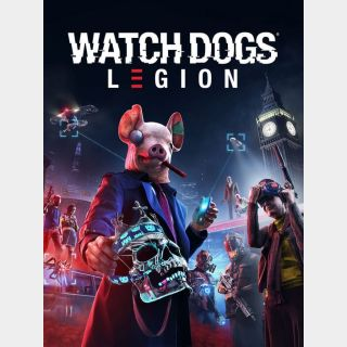 Watch Dogs: Legion | XBOX Live | US/ North America CD Key/ Code - Instant delivery