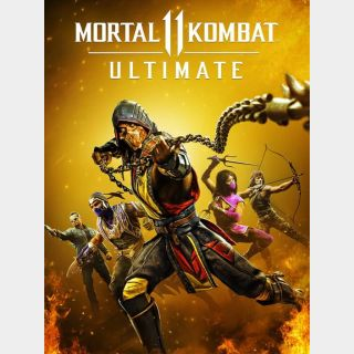 Mortal Kombat 11: Ultimate - Full Game | PS4 & PS5 | US/ North America CD Key/ Code - Instant delivery - limited time promo!