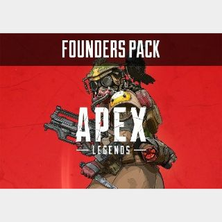 Apex: Legends - Founder's Pack - Xbox live Global Key - Instant delivery