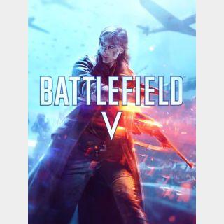 Battlefield V UK/ United Kingdom PS4 code/ key - instant delivery!