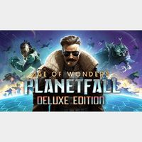 Age of Wonders: Planetfall - Deluxe Edition [GLOBAL STEAM KEY]