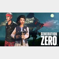 Generation Zero® [GLOBAL STEAM KEY]