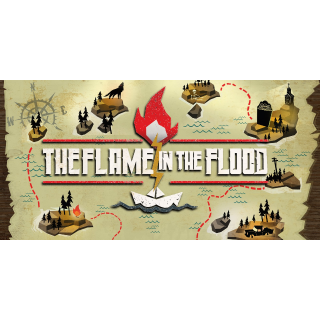 The Flame in the Flood Steam Key [Instant Delivery Global]