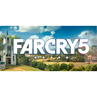 Far Cry 5 Uplay Key [Fast Delivery|EU]