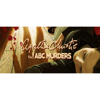 Agatha Christie - The ABC Murders Steam Key [Instant Delivery|Global]