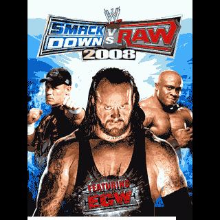 Smackdown vs Raw: 2008