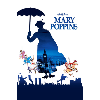 Mary Poppins(Redeems on Google Play)