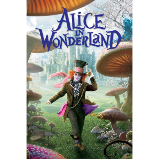 Alice in Wonderland(Redeems on Google Play)