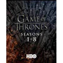 Game of Thrones Complete Set **Redeems on Google Play**