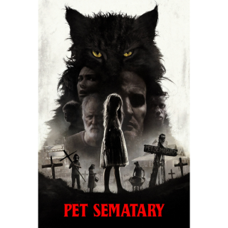Pet Sematary(Redeems on Vudu and ITUNES)