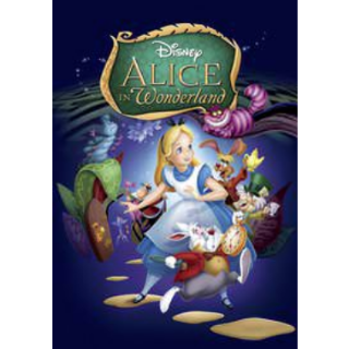 Alice in Wonderland(Redeems on Moviesanywhere or Vudu + Disney Points)