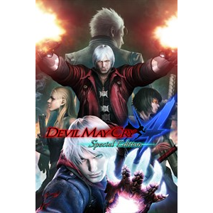 Devil May Cry 4 Special Edition (US)