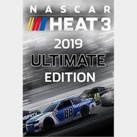 NASCAR Heat 3 Ultimate Edition