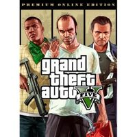 Grand Theft Auto V: Premium Online Edition Rockstar Games Launcher Key GLOBAL