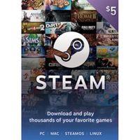 $5.00 Steam