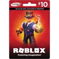 $10.00 Roblox Gift Card
