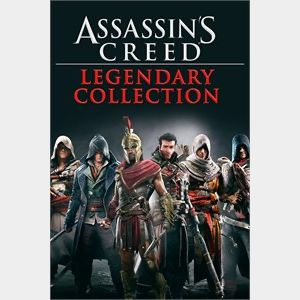 Assassin's Creed Legendary Collection
