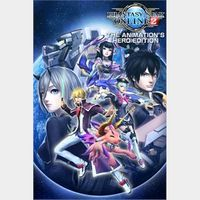 Phantasy Star Online 2 -The Animation's Hero Edition
