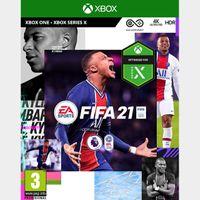 FIFA 21 Standard Edition (CA)