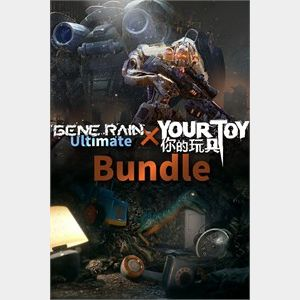 Gene Rain Ultimate & Your Toy Bundle