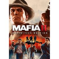 Mafia 2: Definitive Edition Steam Key GLOBAL