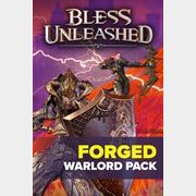 Bless Unleashed: Forged Warlord Pack Ventajas