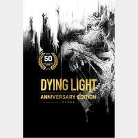 Dying Light - Anniversary Edition