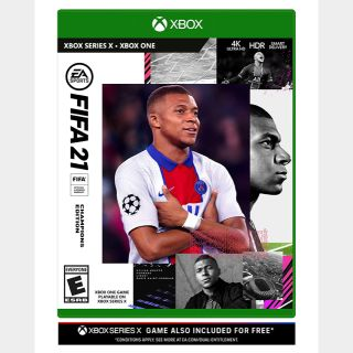 FIFA 21 Champions Edition (CA)