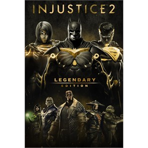 Injustice™ 2 - Legendary Edition xbox one