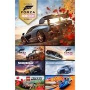 Forza Horizon 4 and Forza Horizon 3 Ultimate Editions Bundle (US)