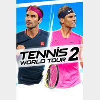 Tennis World Tour 2 (US)